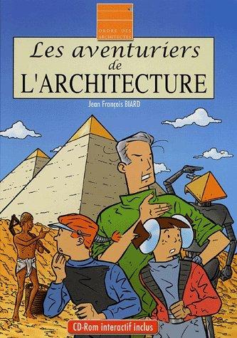 9782952794305: Les aventuriers de l'architecture (1Cédérom)