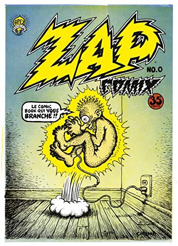 9782952816489: Zap Comix l'Intégrale Volume 1