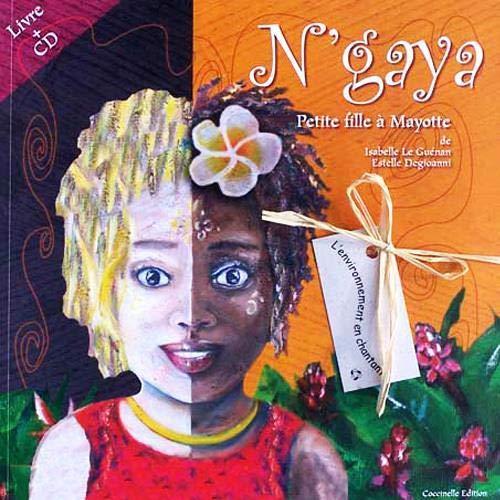 9782952821704: N'gaya, petite fille � Mayotte