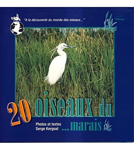 9782952840989: 20 Oiseaux de... Marais