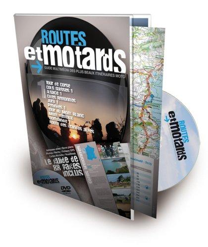 9782952863209: Routes et Motards - Le guide des plus belles balades moto
