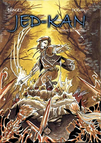 9782952934701: Jed'Kan - Tome 1