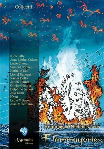 9782953023947: flammagories, hommage à Nicholas Lens