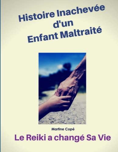 9782953132540: Histoire Inachevée d'un Enfant Maltraité
