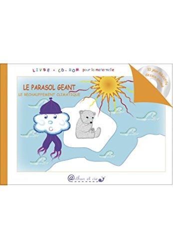9782953133776: Livre + cdrom Le parasol géant