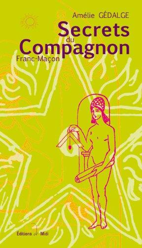 9782953138344: Secrets du compagnon franc-maçon