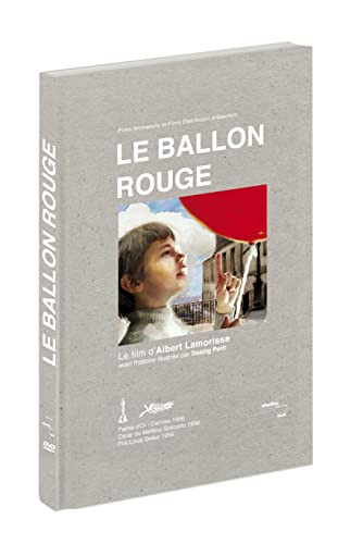 9782953173215: Le ballon rouge (1DVD) (French Edition)