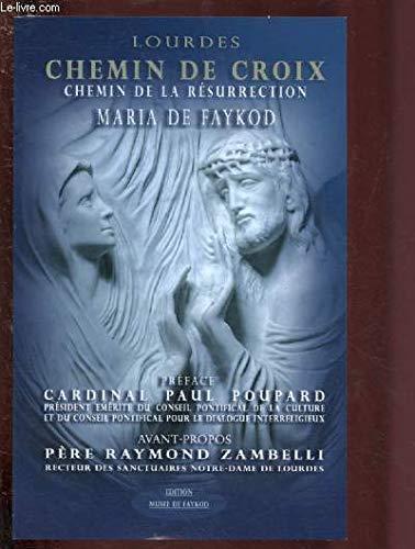 9782953174915: LOURDES CHEMIN DE CROIX CHEMIN DE LA RESURRECTION - DEDIE AUX PERSONNES MALADES ET HANDICAPEES