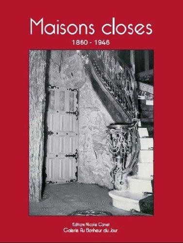 9782953235104: Maisons closes 1860-1946