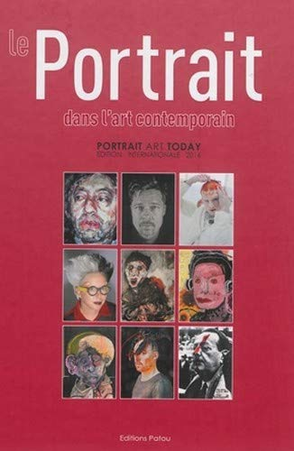 9782953254891: Le Portrait Dans l'Art Contemporain Portrait Art Today 2014