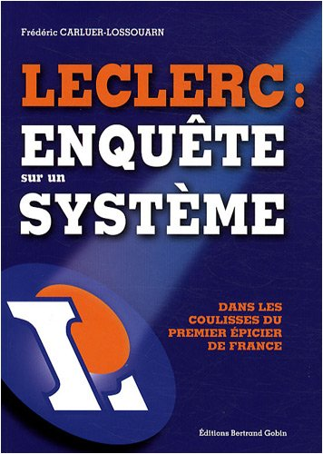 9782953319606: Leclerc (French Edition)