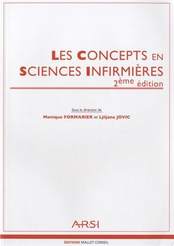 9782953331134: Les Concepts en Sciences Infirmières