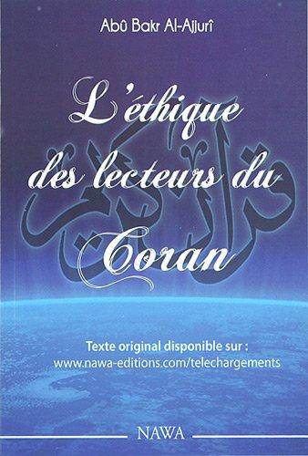 9782953390988: L'éthique des lecteurs du Coran (French Edition)