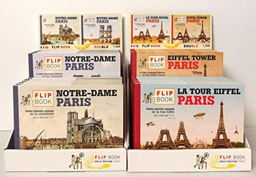 9782953419122: Le Flip Book de Notre-Dame de Paris