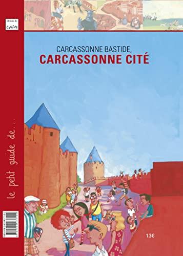 9782953437102: Carcassonne Bastide, Carcassonne Cite