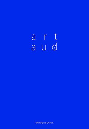 Cahiers Artaud n°1 [Paperback] [Oct 22, 2013]: Jean-Luc Nancy