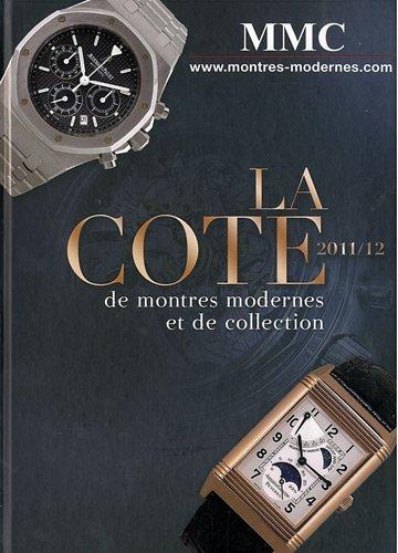 COTE DE MONTRES MODERNES ET DE COLLECTIO: HAMDI ERIC 2011/12