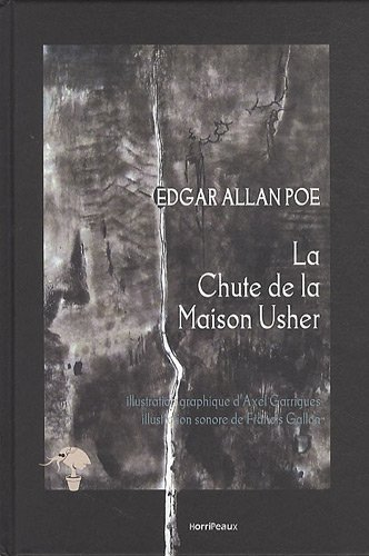 9782953537604: La Chute de la Maison Usher (1CD audio)