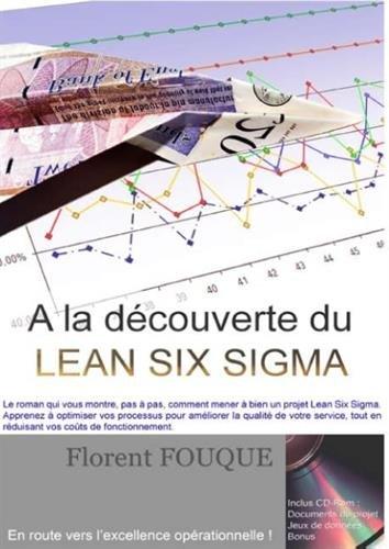 9782953581904: A la découverte du Lean Six Sigma (1Cédérom)
