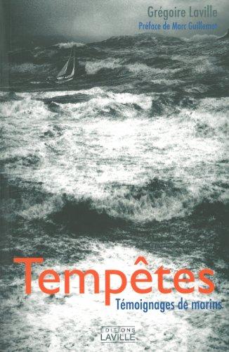 9782953596694: Tempêtes : Témoignages de marins