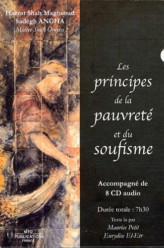 9782953650389: Principes de la pauvreté et du soufisme (Les) - Coffret