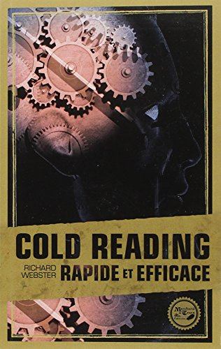 9782953666069: Cold reading Rapide et Efficace