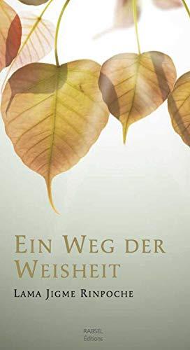 9782953721683: Ein Weg Der Weisheit