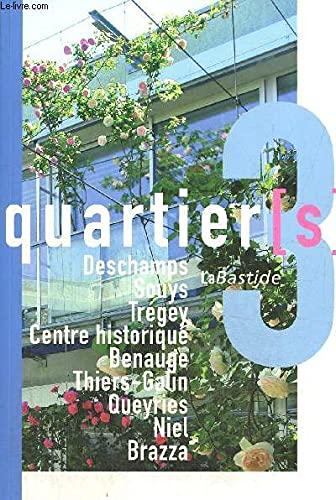 9782953740110: Portrait de quartier(s) : Tome 3, Bordeaux La Bastide