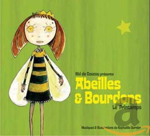 9782953746143: Abeilles & Bourdons - le Printemps (CD)