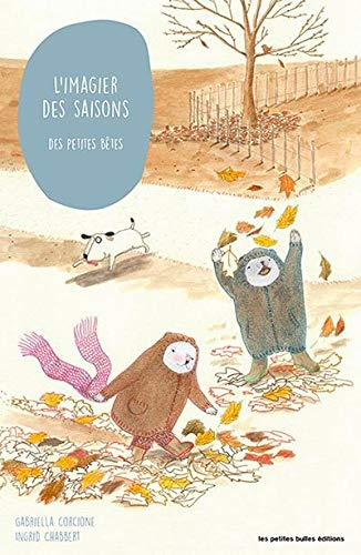9782953748383: L'imagier des saisons des petites bêtes