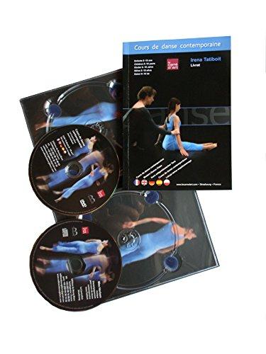 9782953764406: Coffret DVD+CD+Livret de danse contemporaine pour enfants 8-10 ans