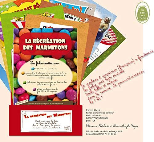 9782953793567: La Recreation des Marmitons