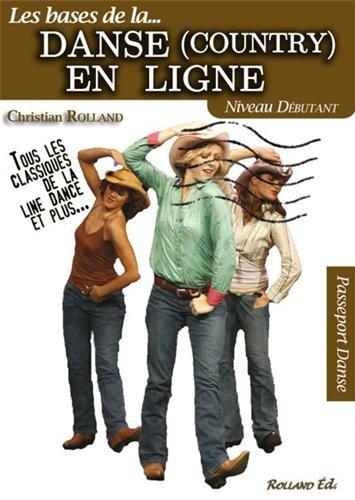9782953818437: Danse (country) en ligne (La) - Niveau d�butant