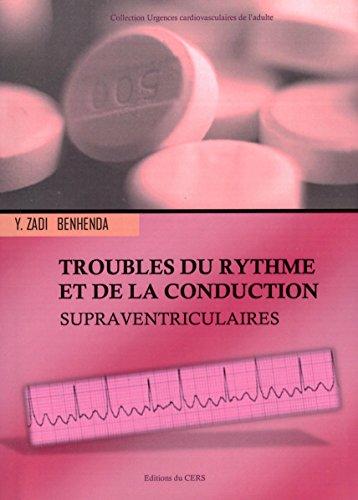 9782953877311: Troubles du rythme et de la conduction supraventriculaires