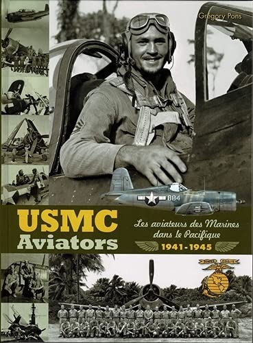 9782954039008: USMC AVIATORS (version Française)