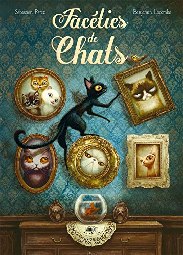 9782954115788: Faceties de chat (French Edition)