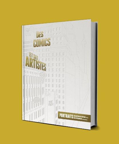 9782954157030: Des Comics et des Artistes (Luxe)