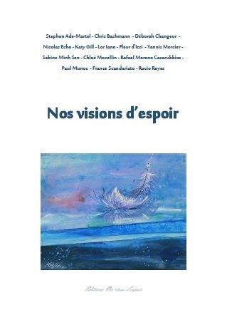 9782954216614: Nos Visions d'espoir
