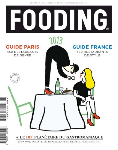 9782954230108: Guide Fooding 2013