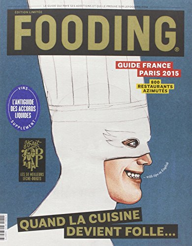 9782954230122: Guide Fooding 2015 - �dition Limit�e
