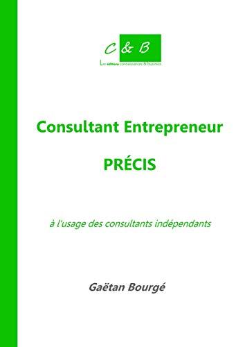 9782954267906: Consultant Entrepreneur