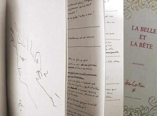 9782954268729: La Belle et la bête, le manuscrit