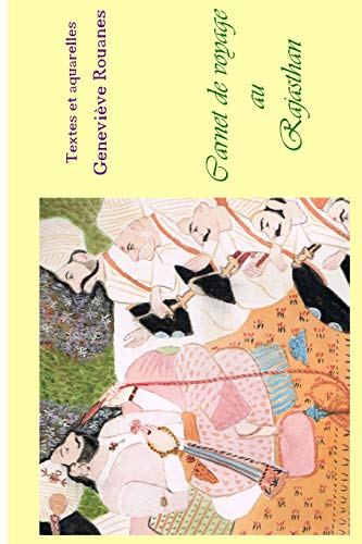 9782954293639: Carnet de voyage au Rajasthan