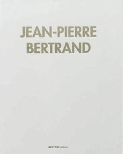 9782954409603: Jean-Pierre Bertrand