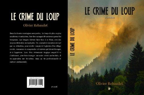 9782954437002: Le Crime du Loup