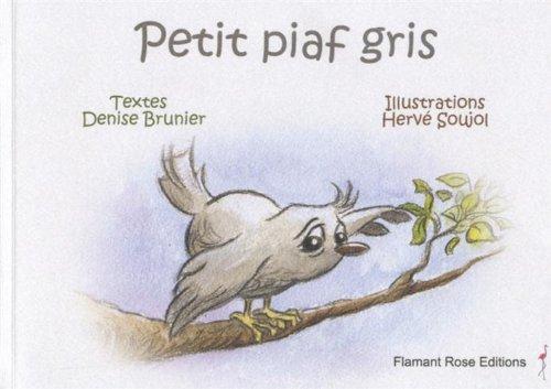 9782954461809: Petit piaf gris