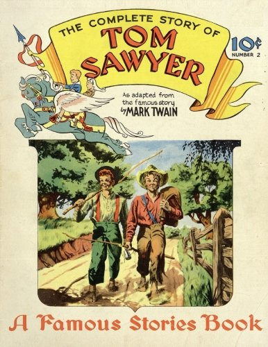 9782954463629: Tom Sawyer: (comic book) (Famous Stories Book) (Volume 2)