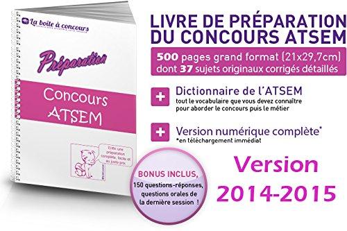 9782954513003: Préparation Concours ATSEM
