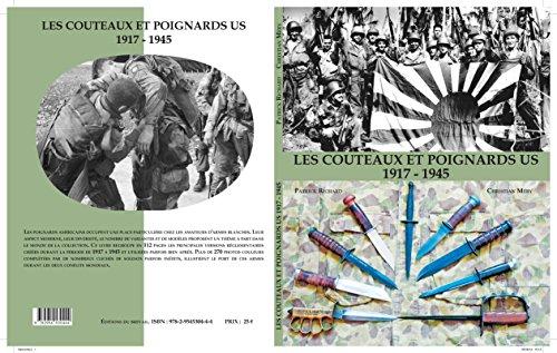 9782954530444: Les couteaux et poignards US 1917-1945