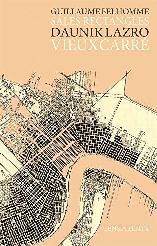 9782954584591: Sales rectangles ; Vieux carré (1CD audio)